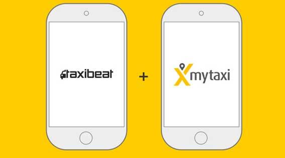Mytaxi adquiere la app griega Taxibeat