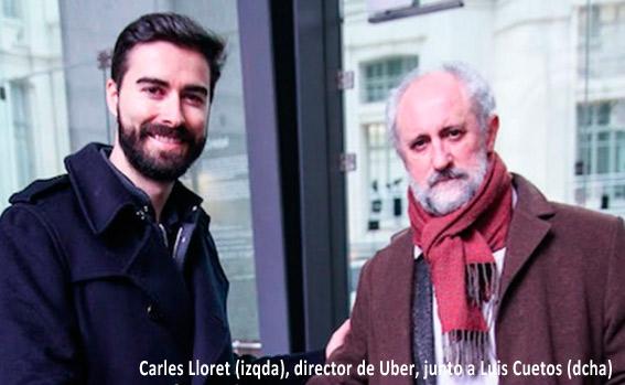 El taxi madrileño, indignado con el presidente de IFEMA