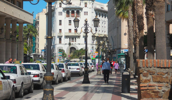 El taxi de Ceuta se va a la huelga el próximo 18 de noviembre