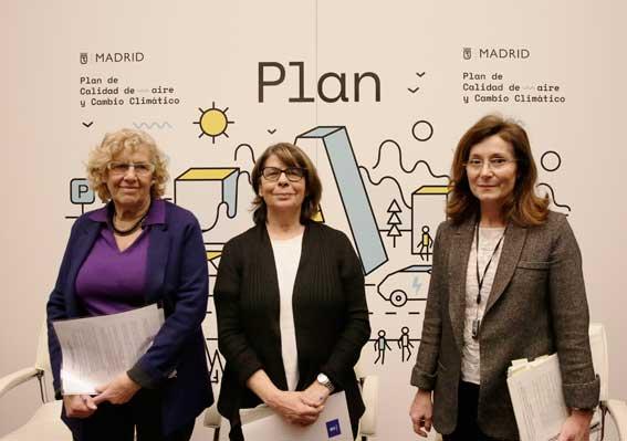 Inés Sabanés exige a las VTCs coches ECO