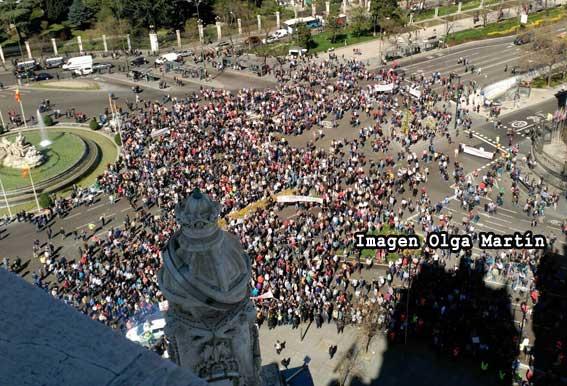 Anunciadas nuevas protestas contra la CAM y Fomento