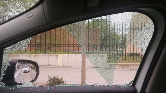Nueva oleada de actos vandálicos contra el taxi