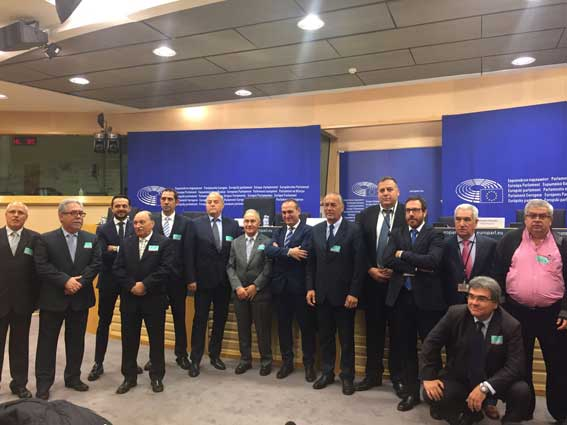 La Alianza Europea de Taxis ya es una realidad