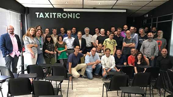 Se jubila el coautor de todos los taxímetros Taxitronic