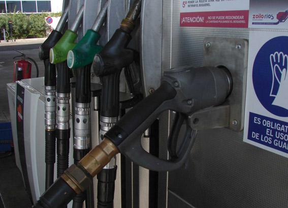 Los vehículos autogas pagarán hasta un 50% menos por aparcar