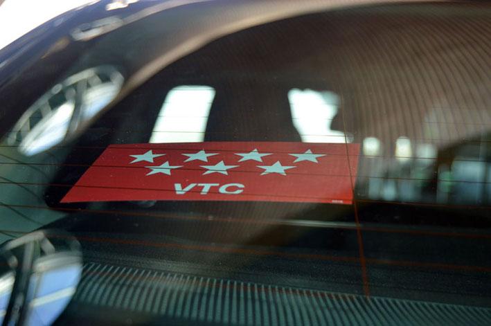 Madrid sigue liderando la concesión de VTCs