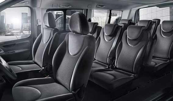 Recurso de la CNMC contra la CAMpor denegar un taxi de 9 plazas