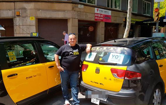 """""""El taxista de la calle es quien tiene que decidir su futuro"""""""