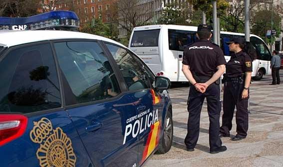 Detenidos por robar en 15 taxis