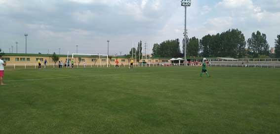 Gijón gana el VIII Campeonato Nacional de Fútbol de Taxistas