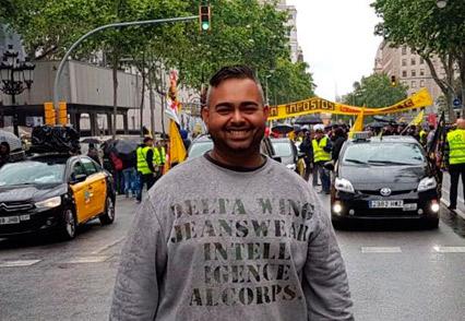 """""""En Barcelona somos unos luchadores y no nos van a ganar"""""""