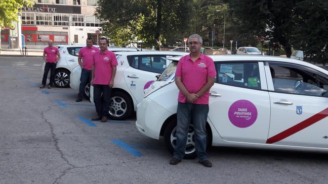 Taxis positivos para una conducción sin estrés