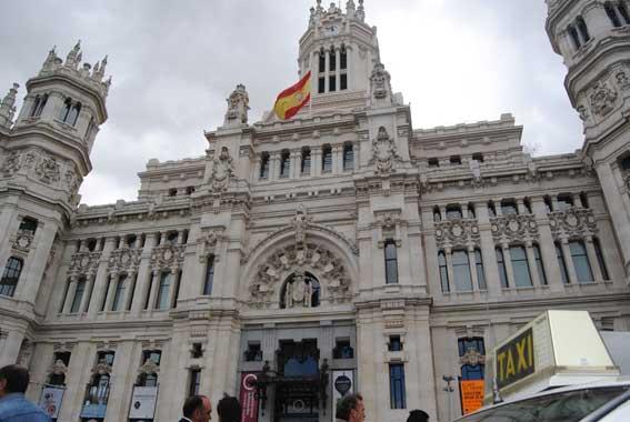 2,3 millones de euros para el taxi madrileño