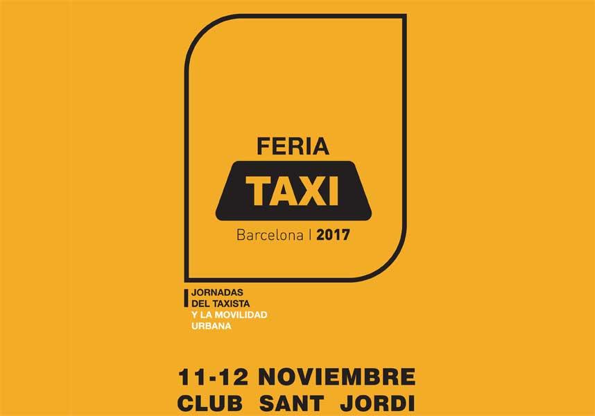 Feria del Taxi 2017, punto de encuentro para el sector