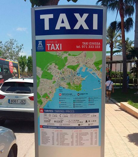 Ibiza prepara un concurso entre diseñadores para uniformar a los taxistas