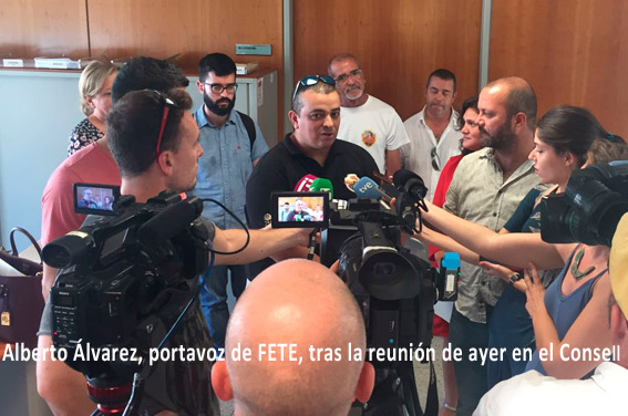 El taxi de Ibiza desconvoca las protestas tras alcanzar un acuerdo con el Consell