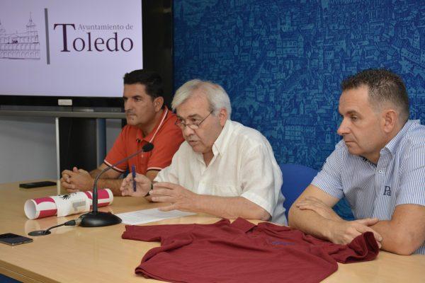 Uniforme voluntario para los taxistas de Toledo