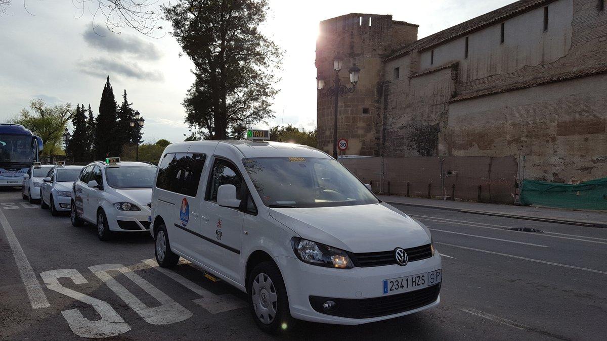El TSJA desestima parcialmente modificar la Ordenanza del Taxi