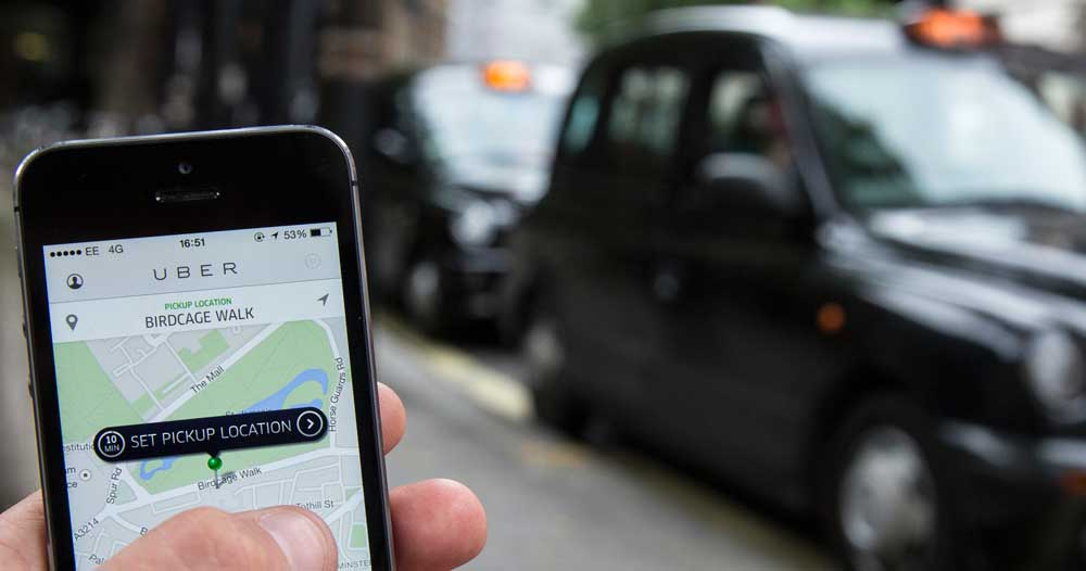 Uber se queda sin licencia en Londres por cuestiones de seguridad