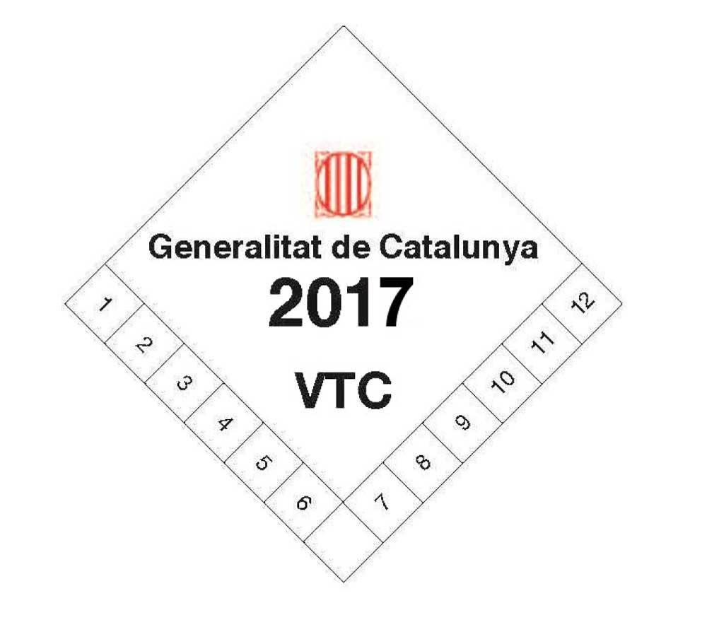 El BOE publica el decreto-ley catalán contra las VTCs