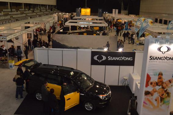 Élite convoca un Congreso Internacional en la Feria del Taxi