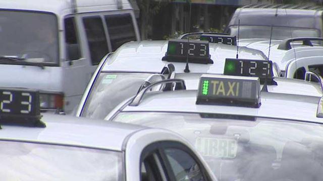 Seis medidas para el taxi de Las Palmas G.C