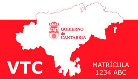 VTC identificadas en Cantabria