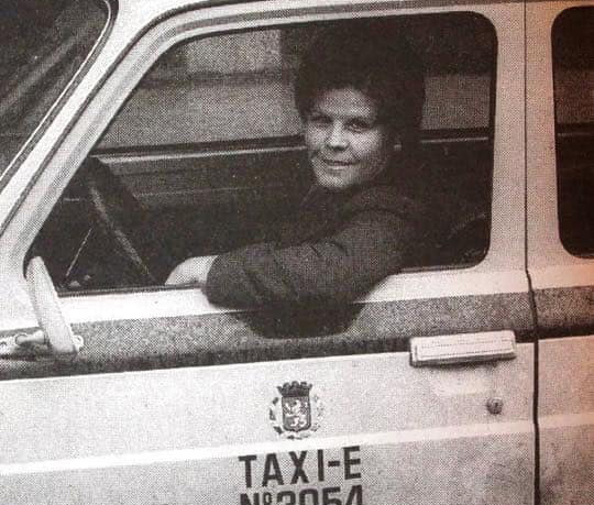 Fallece Isabel Sánchez, primera taxista de Zaragoza