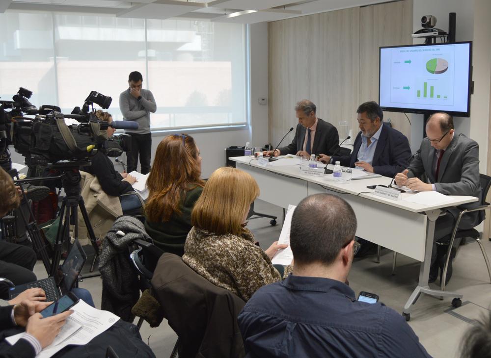 FPT plantea tarifas fijas para conectar Madrid con la periferia