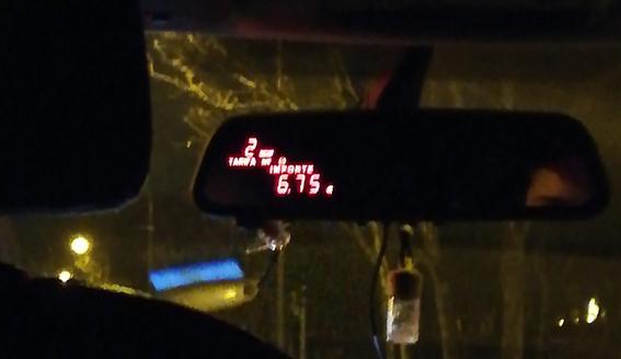 Agreden y roban a un taxista de Talavera