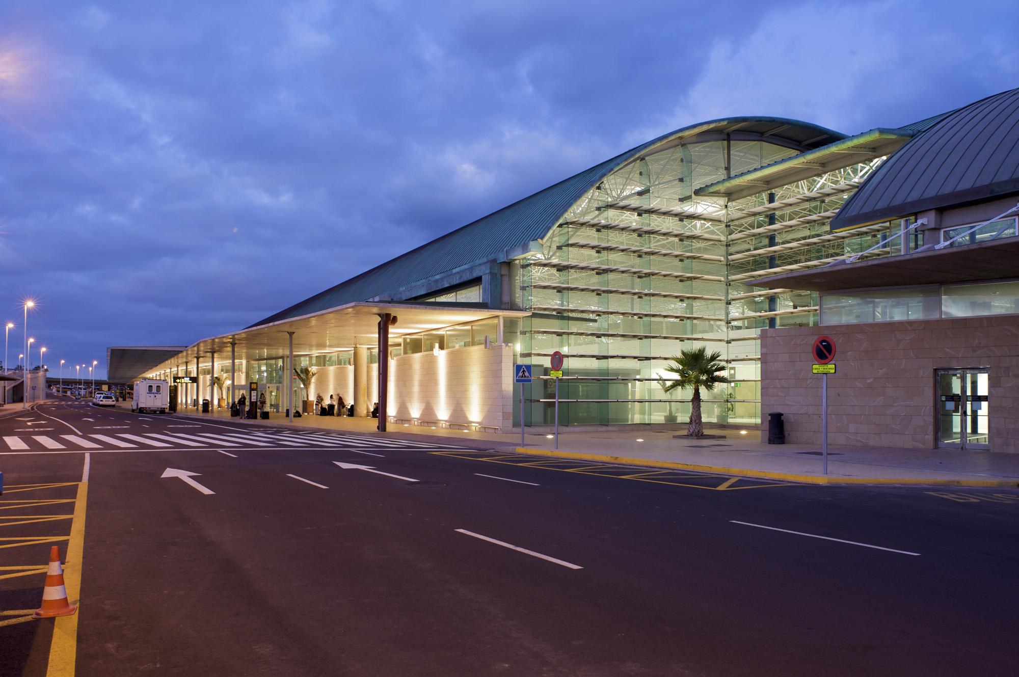 El aeropuerto de Fuerteventura, declarado área sensible