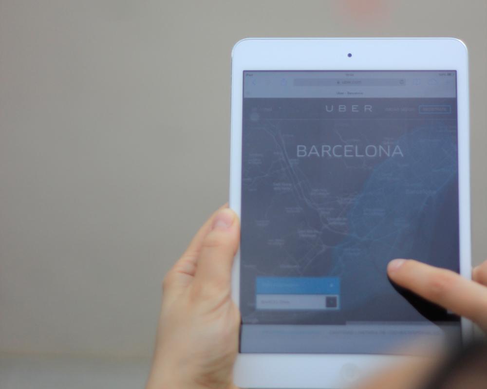 Uber descarta regresar a Barcelona imitando el modelo Cabify