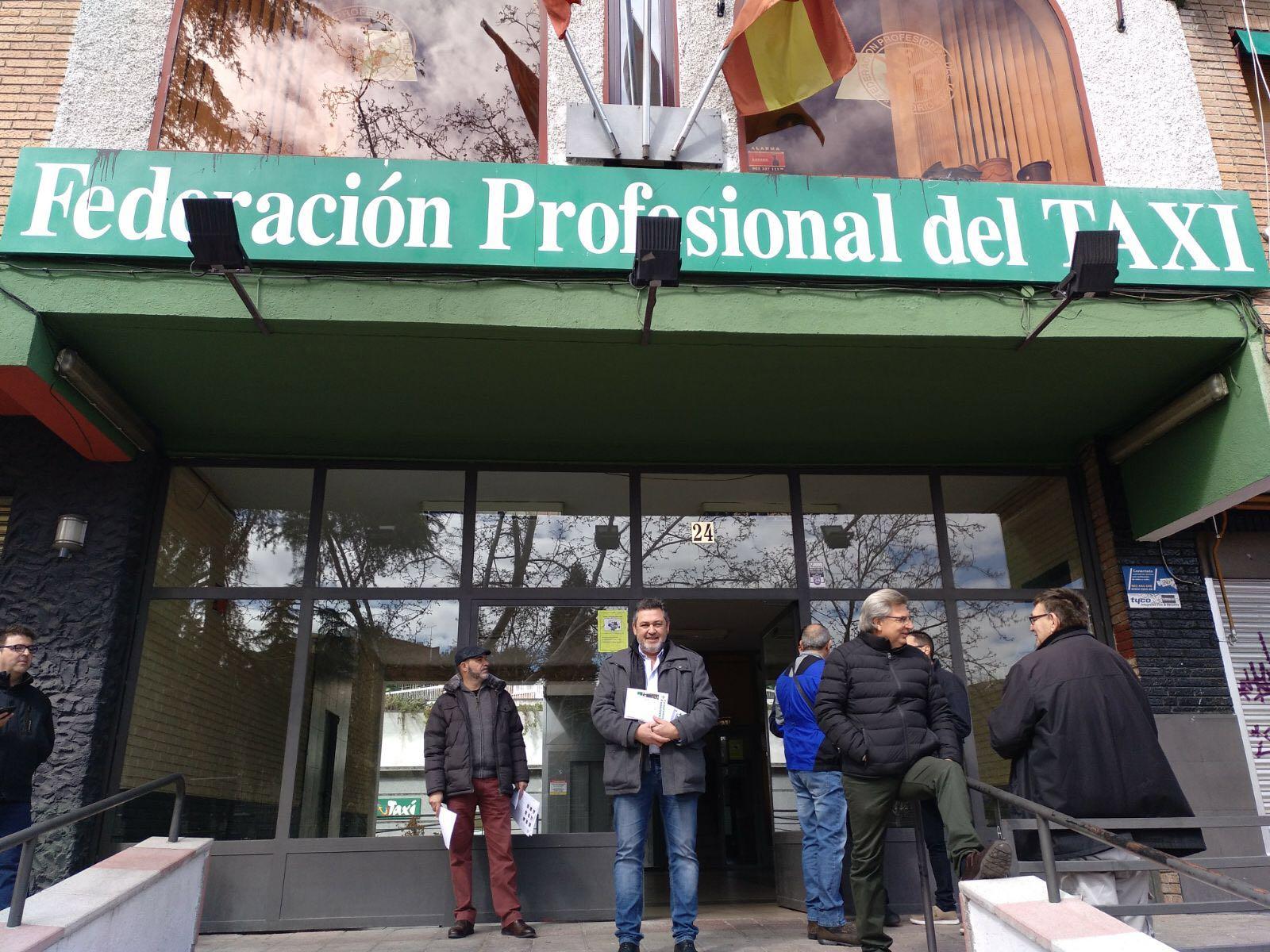 Julio Sanz y su candidatura ganan las elecciones en FPT