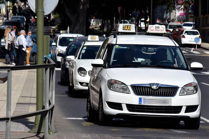 200.000 euros más para el taxi de Santa Cruz
