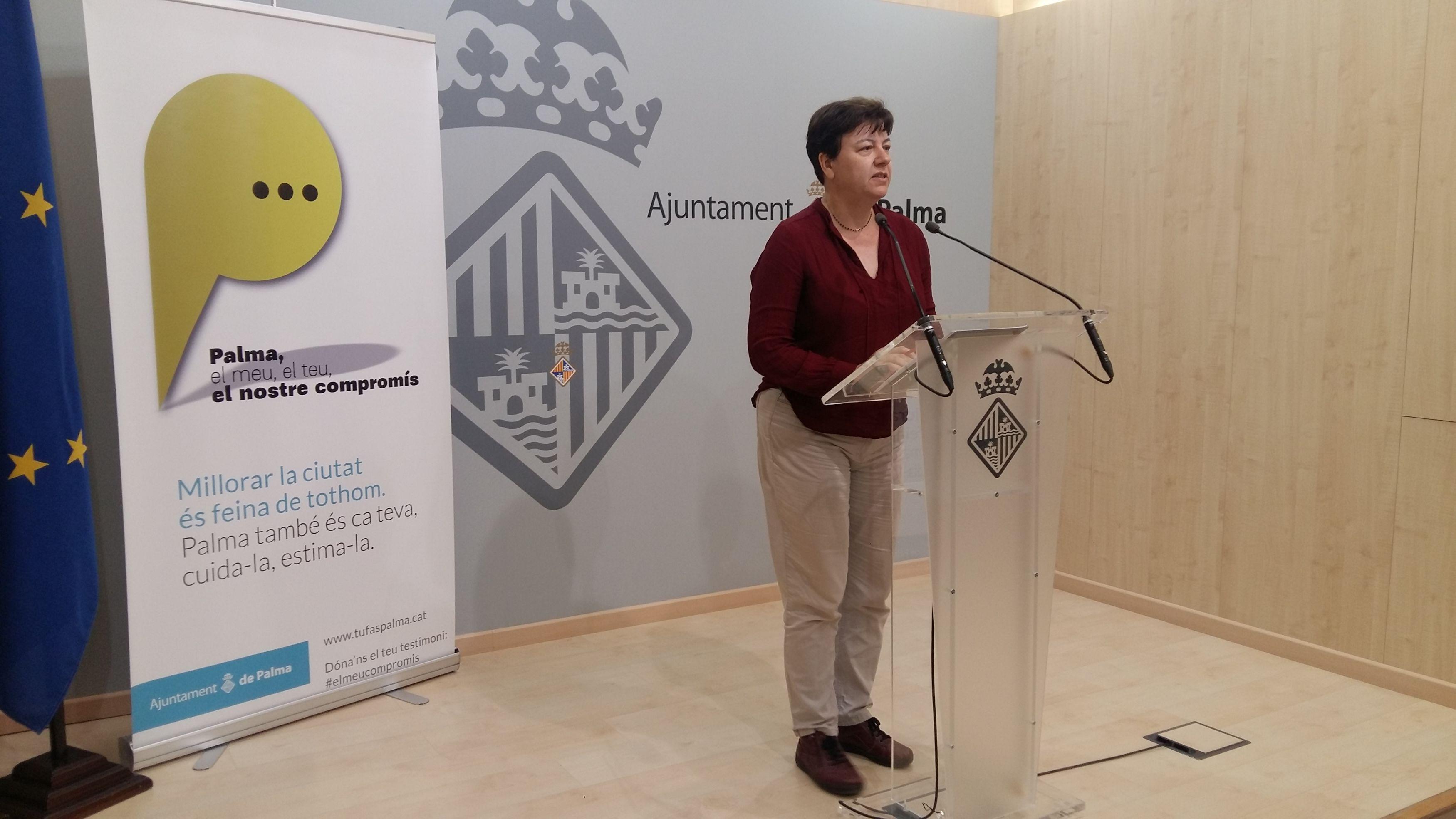 30.000 euros para eurotaxis y seguridad en Palma de Mallorca