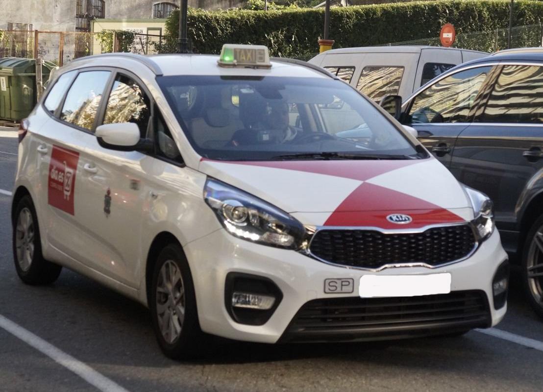 Dos años de cárcel por plagiar un sistema de gestión de taxis