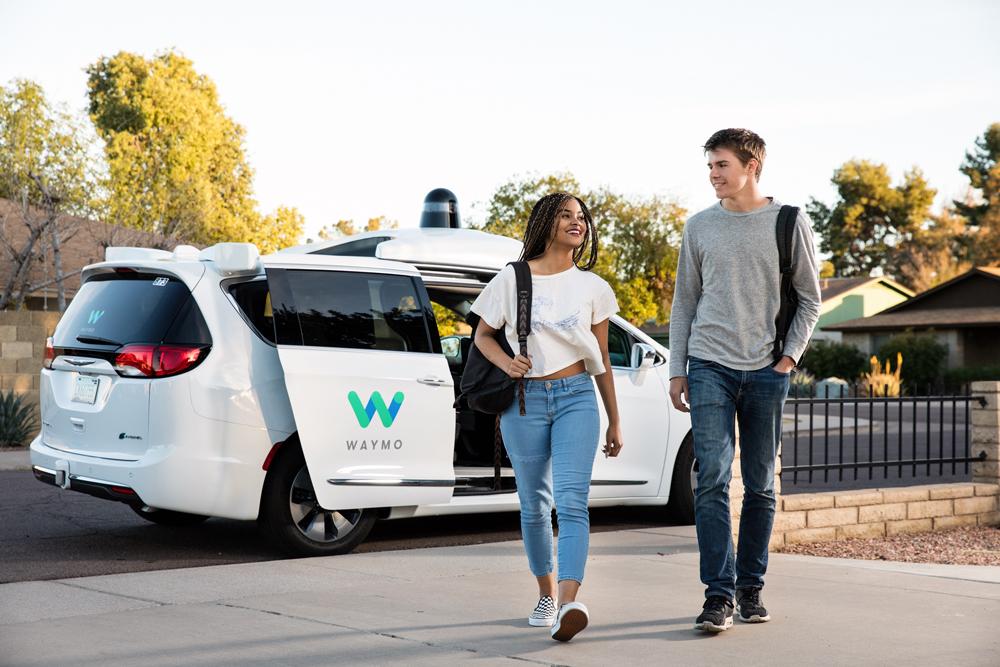 Google pone a punto sus 'taxis' autónomos