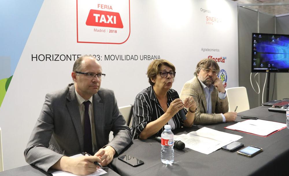 """""""El que funcione o no el taxi es un problema muy serio para Madrid"""""""