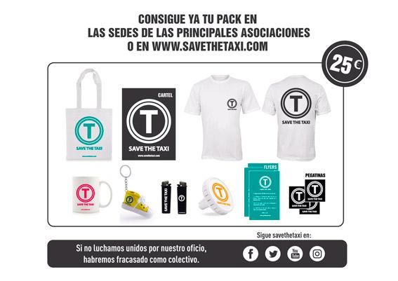 "Demanda contra la promotora de ""Save the taxi"""