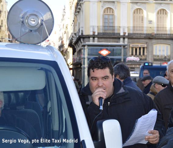 Dimite la junta directiva de Élite Taxi Madrid