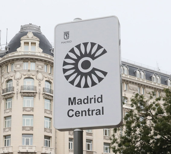 Anulado por la justicia Madrid Central