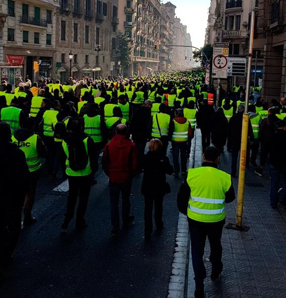 La Generalitat podría atrasar la aprobación del decreto VTC