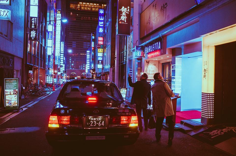 Taxis con reconocimiento facial para ofrecer publicidad personalizada