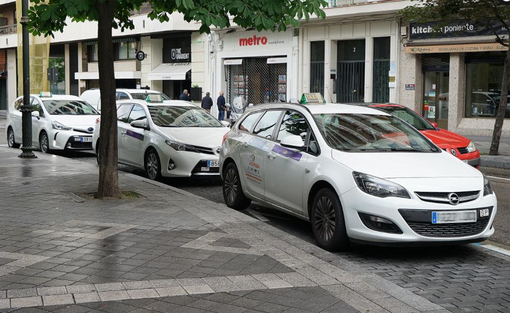 60.000 euros para taxis adaptados