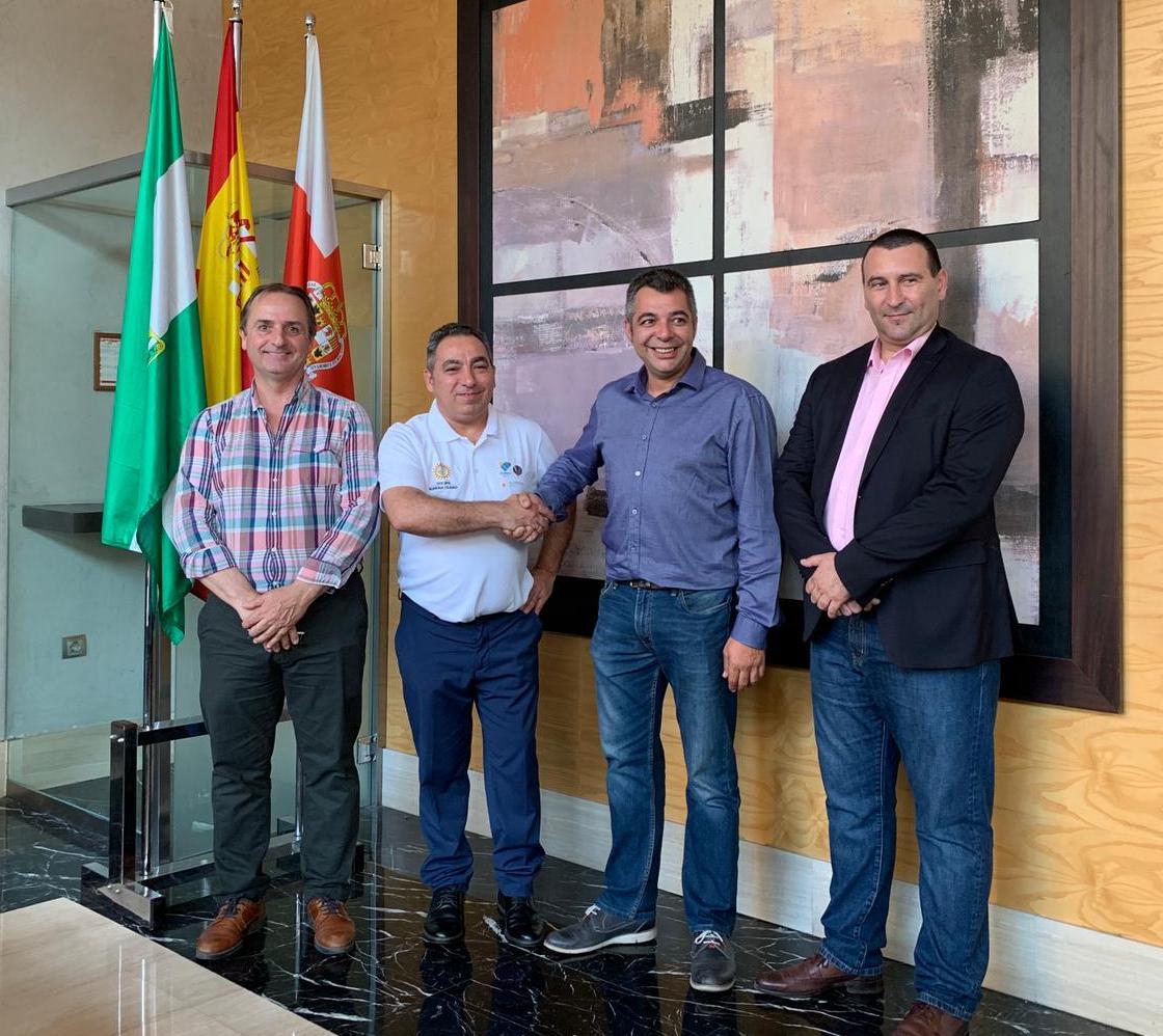RT y TT Almería se fusionan para competir a las VTCs