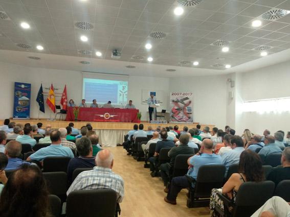 Asamblea General de FPTM el próximo 22M
