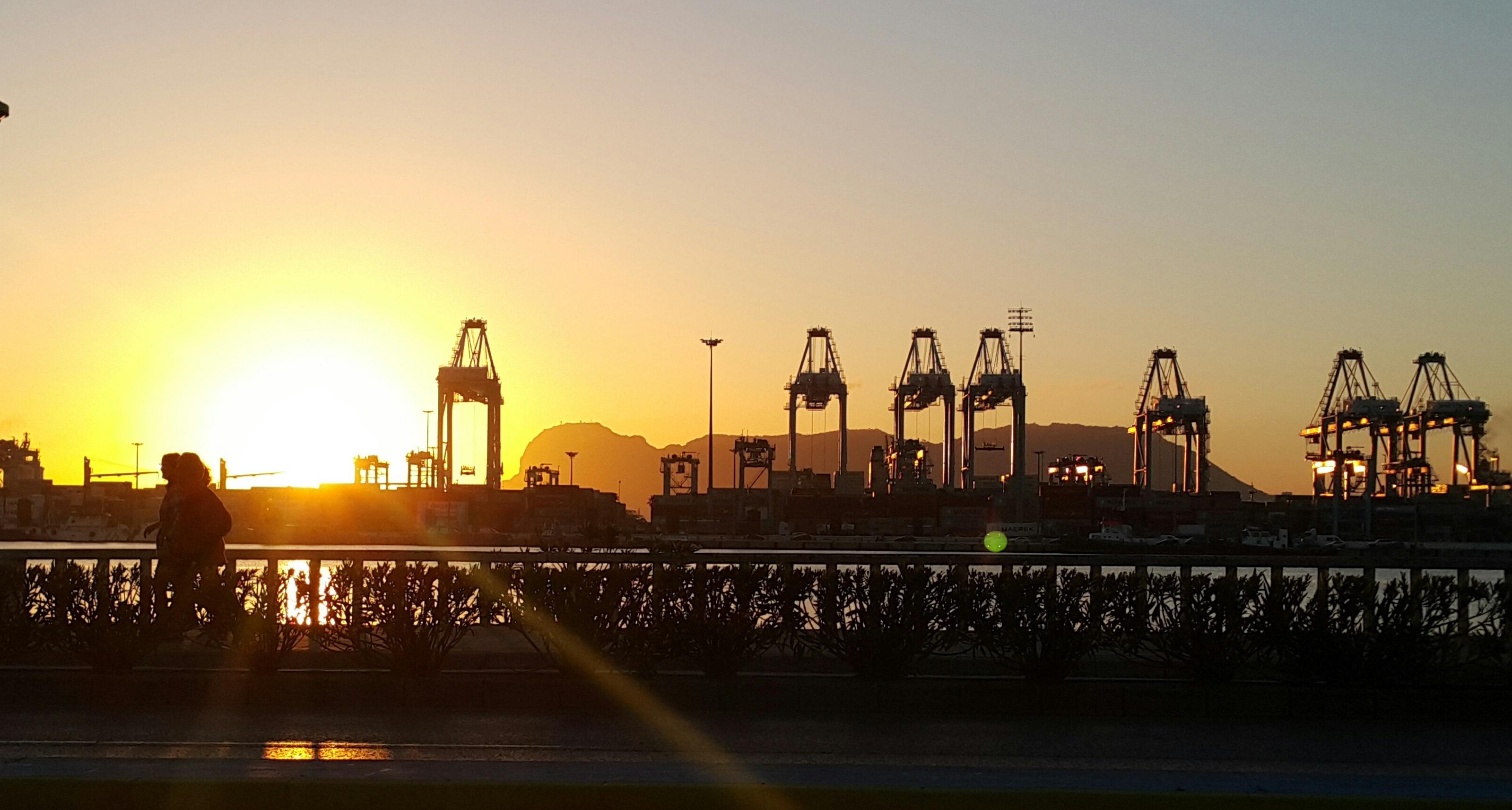Interceptados 18 piratas en Algeciras