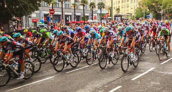 Cortes de tráfico en Madrid ante la llegada de la Vuelta Ciclista