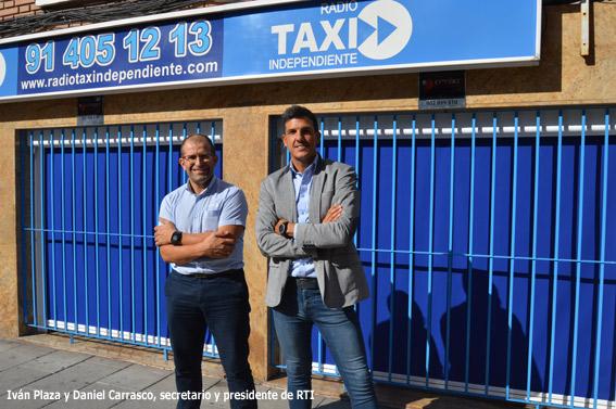 """""""El futuro del taxi pasa por una plataforma conjunta"""""""