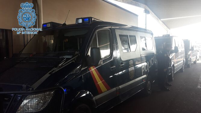 Por orden judicial Solidaridad Hispalense del taxi se queda sin cámara y monitores